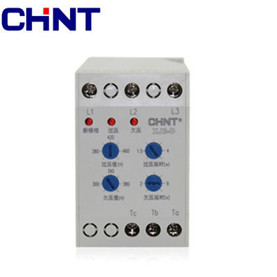 Rơ le bảo vệ nguồn điện Chint