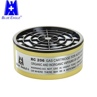 Phin lọc hóa chất Blue Eagle RC-206
