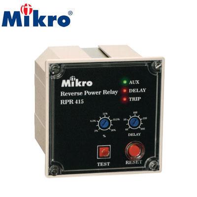 Rơ le bảo vệ công suất Mikro RPR415