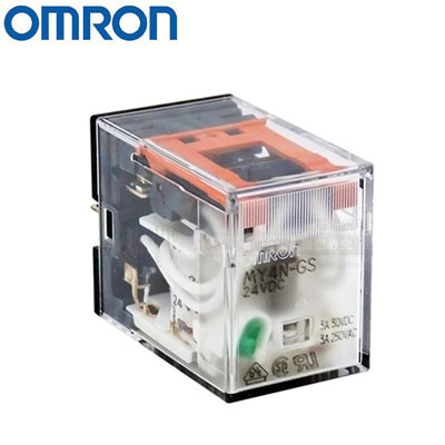 Relay trung gian Omron MY4N-GS DC24