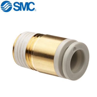 Đầu nối nhanh hệ mét SMC KQ2S06-01AS