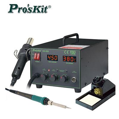 Máy hàn khò chỉnh nhiệt Pro'skit SS-989B