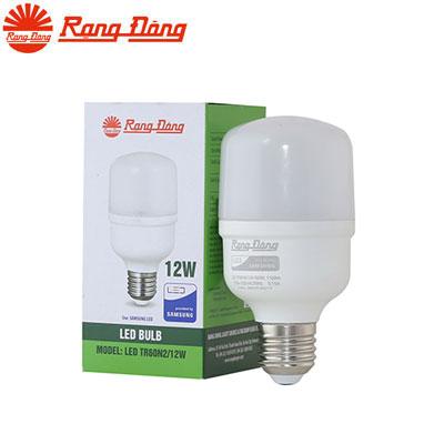 Đèn Led bulb Rạng Đông TR60N2/12W