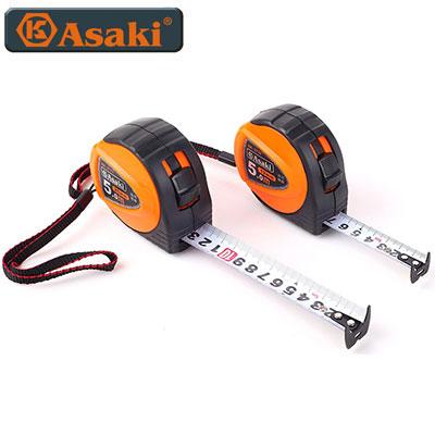 Thước kéo 2 mặt cao cấp Asaki AK-2712