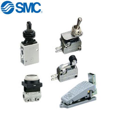 Van cơ khí nén SMC dòng VM1000