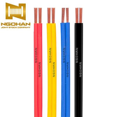 Dây điện đôi mềm VVCm - Ngô Han
