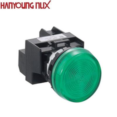 Đèn báo pha Hanyoung YW1P-1EQM3W