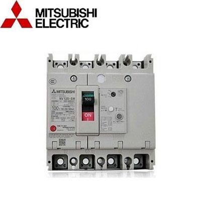 Aptomat (ELCB) Mitsubishi 4P NV250-HV