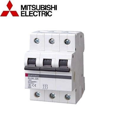 Aptomat (MCB) Mitsubishi BH-D6 3P 0.5A