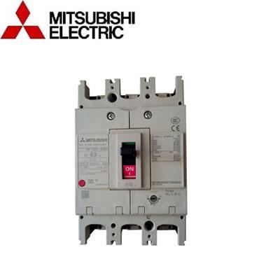 MCCB Mitsubishi 3P NF125-SGV