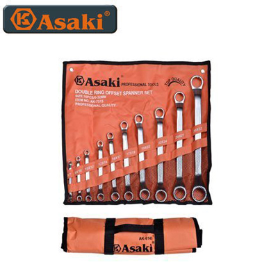 Bộ 2 đầu vòng xi mờ Asaki AK-7514