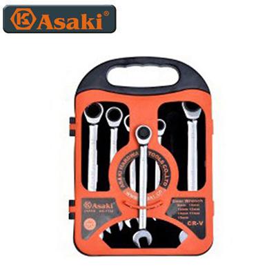 Cờ lê miệng vòng 2 chiều Asaki AK-7732