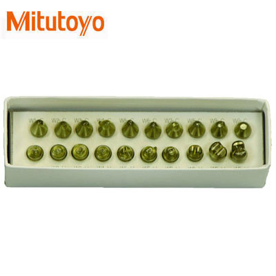 Bộ đầu ren 10 chi tiết Mitutoyo 126-810