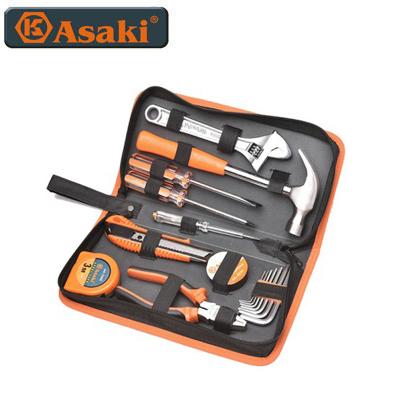 Bộ dụng cụ sửa chữa Asaki AK-9821