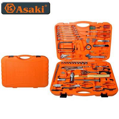 Bộ dụng cụ cơ khí Asaki AK-9791