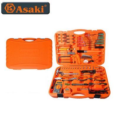 Bộ dụng cụ viễn thông Asaki AK-9789