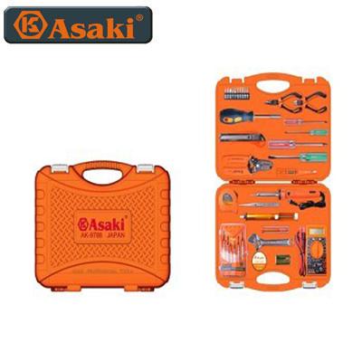 Bộ dụng cụ viễn thông Asaki AK-9788