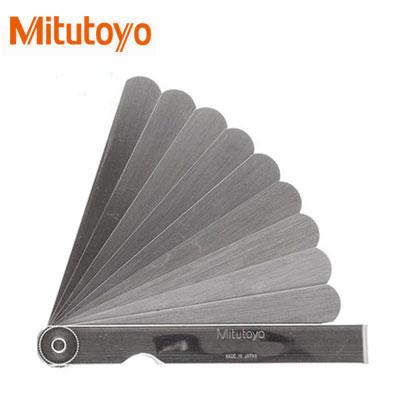 Dưỡng đo bề dày 10 lá Mitutoyo 184-306S