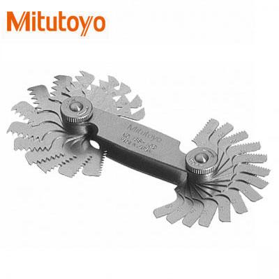 Bộ dưỡng đo ren 28 lá Mitutoyo 188-102
