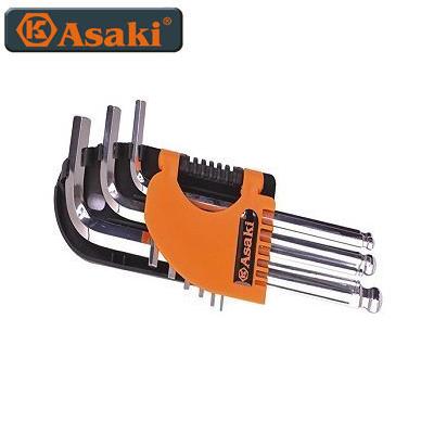 Bộ lục giác bi Asaki AK-0193