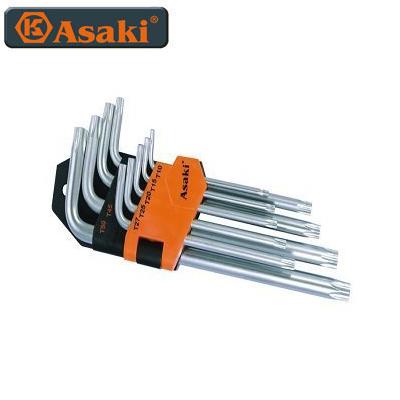 Bộ lục giác bông Asaki AK-0412