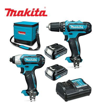 Bộ máy khoan vặn vít pin Makita CLX224S