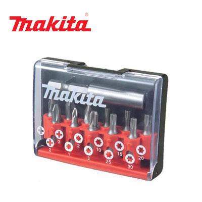 Bộ mũi vít 11 chi tiết Makita D-31011