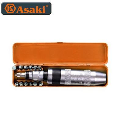 Bộ tua vít đóng Asaki AK-7192