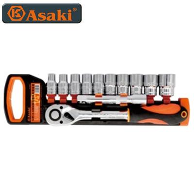 Bộ dụng cụ 12 chi tiết AK-9811