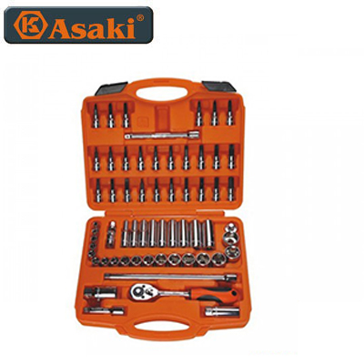 Bộ tuýp và vòng miệng Asaki AK-9754