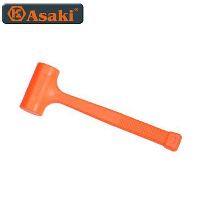 Búa cao su đúc liền khối Asaki AK-9561