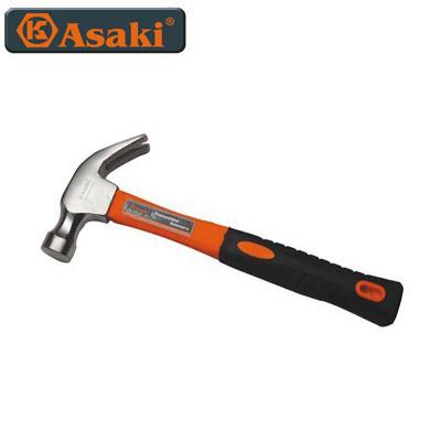 Búa nhổ đinh cán nhựa Asaki AK-9548