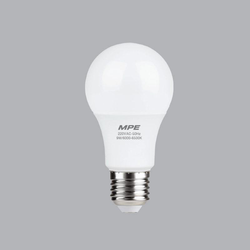 Bóng đèn LED bulb MPE 9W LBD-9V