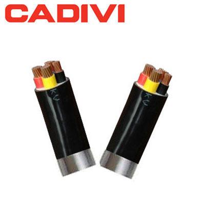 Cáp điện hạ thế Cadivi -CVV 0.6/1kV