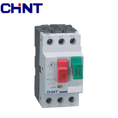 Aptomat bảo vệ nhiệt Chint NS2-25