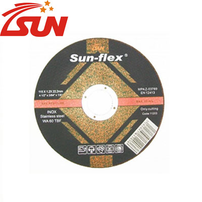 Đá cắt Inox Sun-Flex 100x1.6mm