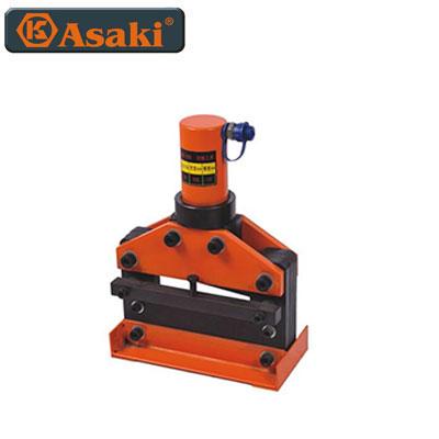 Đầu cắt đồng tấm thủy lực Asaki AK-6433