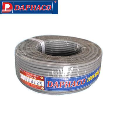 Bảng Giá Cáp Điện Daphaco