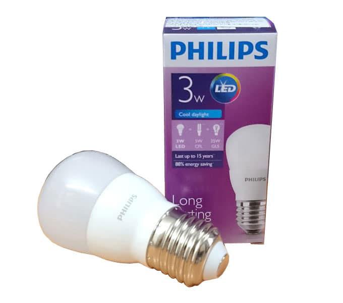 Bóng đèn LED Bulb Philips 3W E27