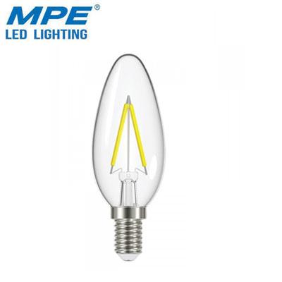 Bóng đèn LED MPE 2.5W FLM-2/B35