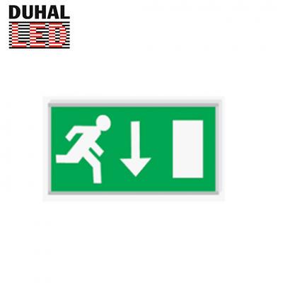 Đèn exit thoát hiểm Duhal SNB 310-LED
