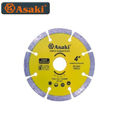 Đĩa cắt gạch khô Asaki AK-0425