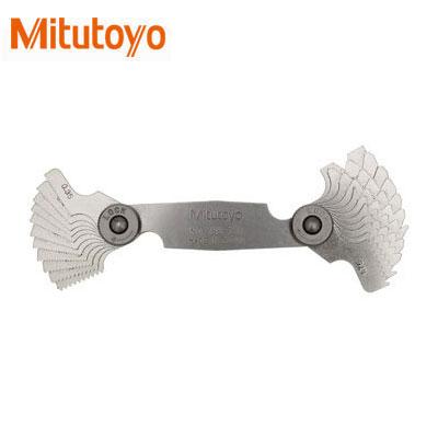 Bộ dưỡng đo ren 18 lá Mitutoyo 188-121
