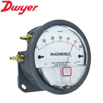 Đồng hồ chênh áp Magnehelic 2000-60Pa