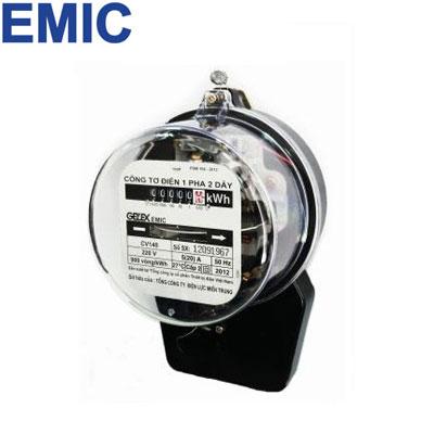 Công tơ điện 1 pha Emic CV140 5A