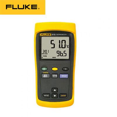 Máy đo nhiệt độ tiếp xúc 1 kênh Fluke 51 II