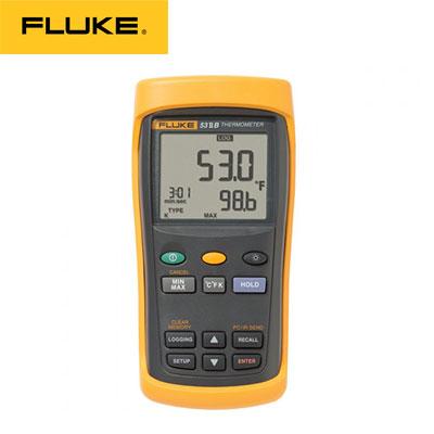 Máy đo nhiệt độ tiếp xúc 1 kênh Fluke 53 II