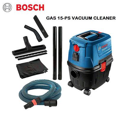 Máy hút bụi 1100W Bosch GAS 15 PS