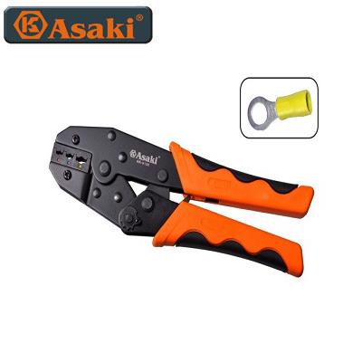 Kềm bấm đầu cosse chỉa Asaki AK-9126