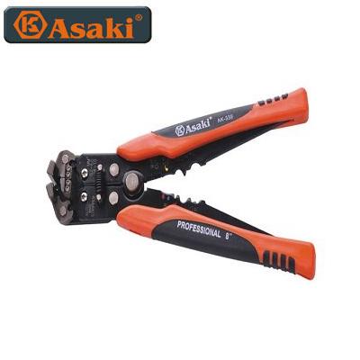 Kềm tuốt dây điện tự động Asaki AK-0339